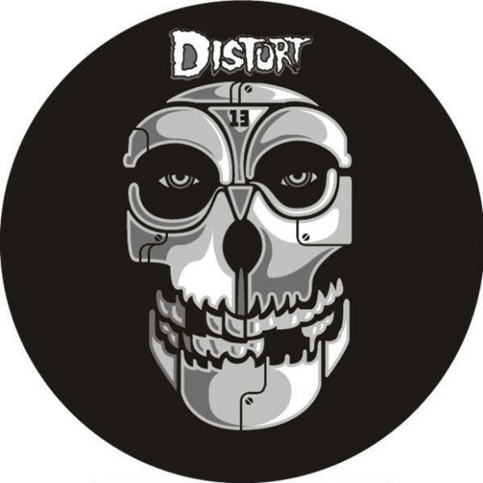 STAGEDIVER - Distort Records #13