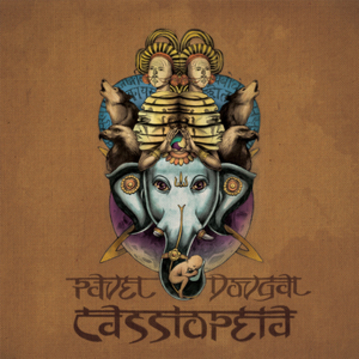 DOVGAL, Pavel - Cassiopeia