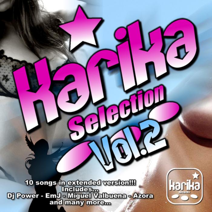 VARIOUS - Karika Selection Vol 2