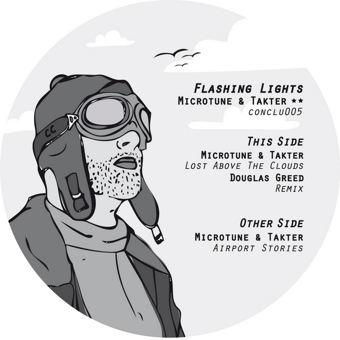 MICROTUNE & TAKTER - Flashing Lights