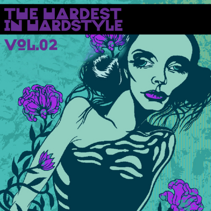 VARIOUS - The Hardest In Hardstyle Vol 02