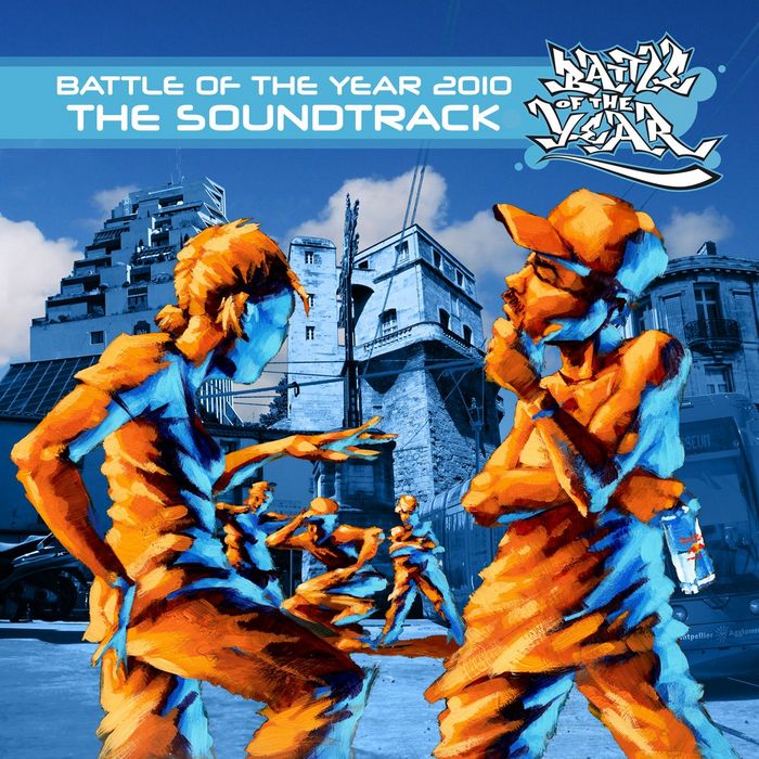 VARIOUS - International Battle Of The Year 2010: The Soundtrack
