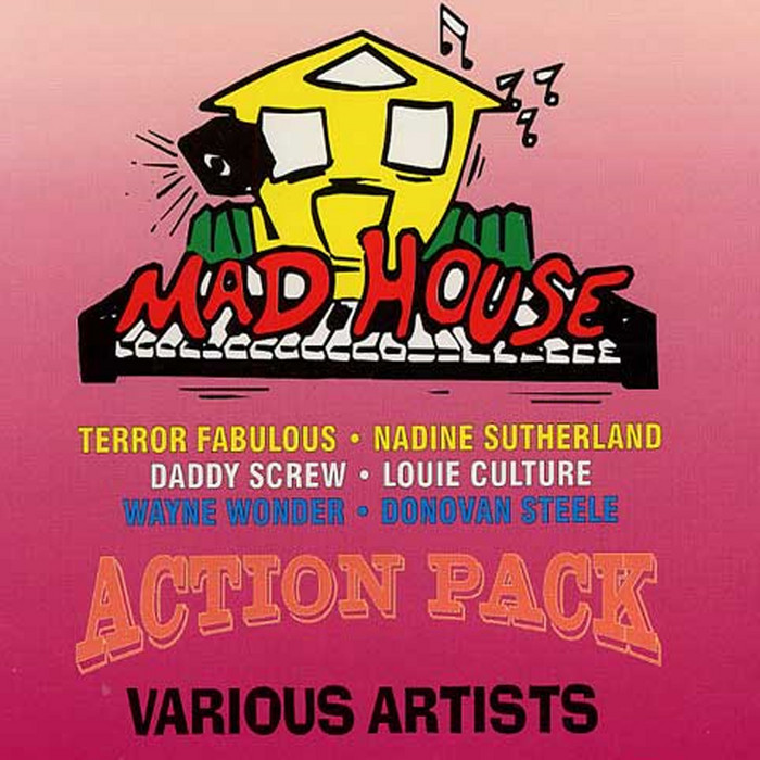 VARIOUS - Action Pack