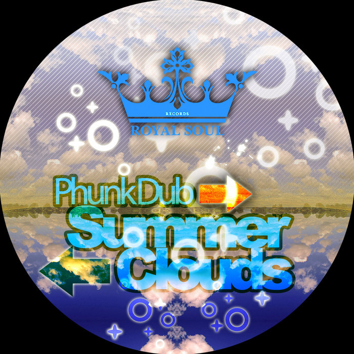 PHUNK DUB/TROTTER - Summer Clouds EP