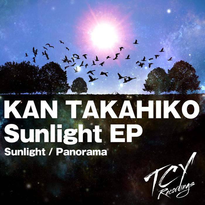 KAN TAKAHIKO - Sunlight EP