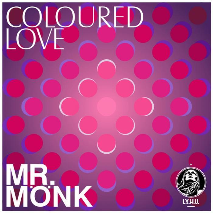 MR MONK - Coloured Love