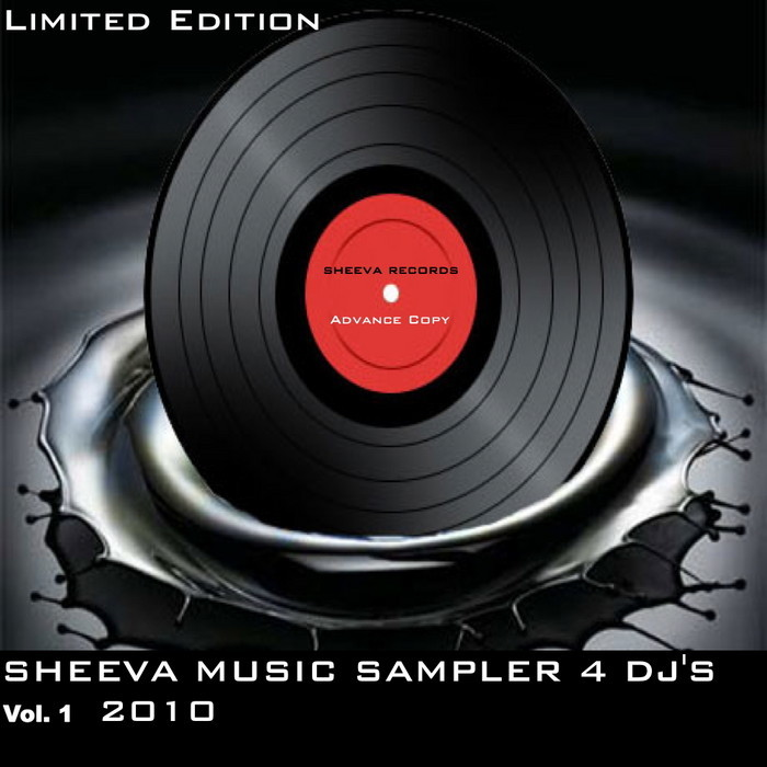 VARIOUS - Sheeva Music Sampler 4 DJ'S Vol 1 2010