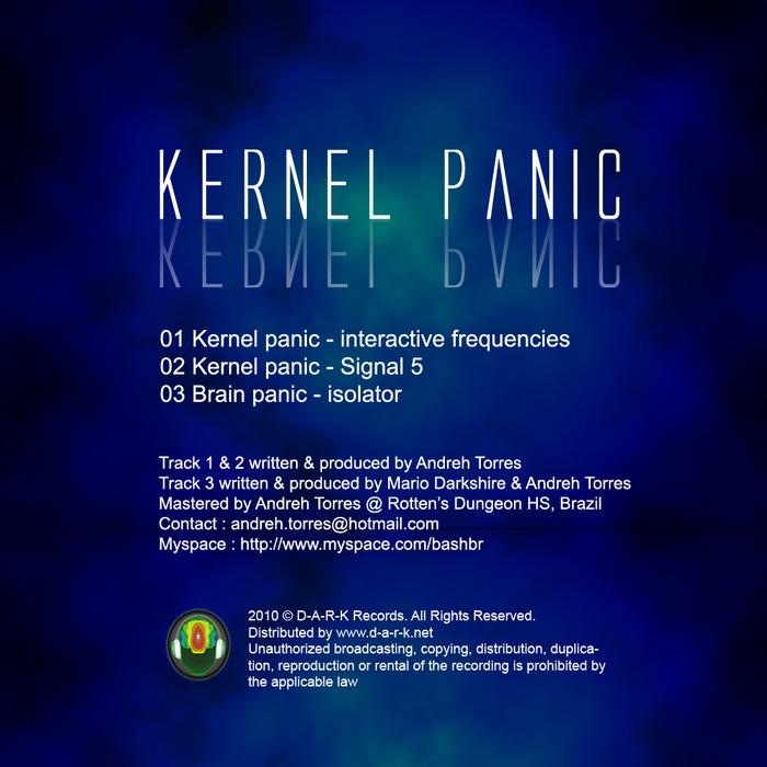 KERNEL PANIC/BRAIN PANIK - Interactive Frequencies
