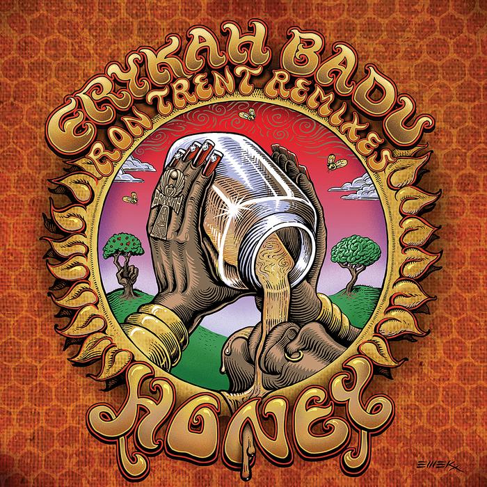 BADU, Erykah - Honey (remixes)