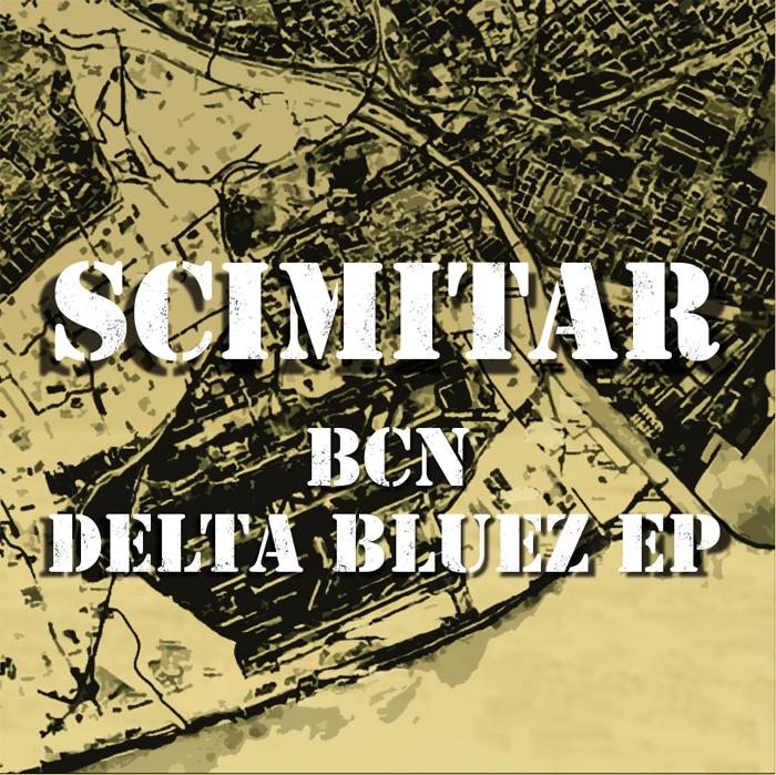 23HZ & NUMAESTRO - Scimitar: BCN Delta Bluez EP