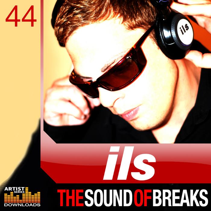ILS - The Sound Of Breaks (Sample Pack WAV/APPLE/LIVE/REASON)