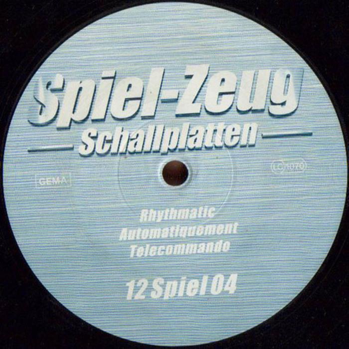 SCHUMACHER, Thomas - Rhythmatic