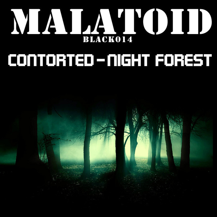 CONTORTED - Night Forest