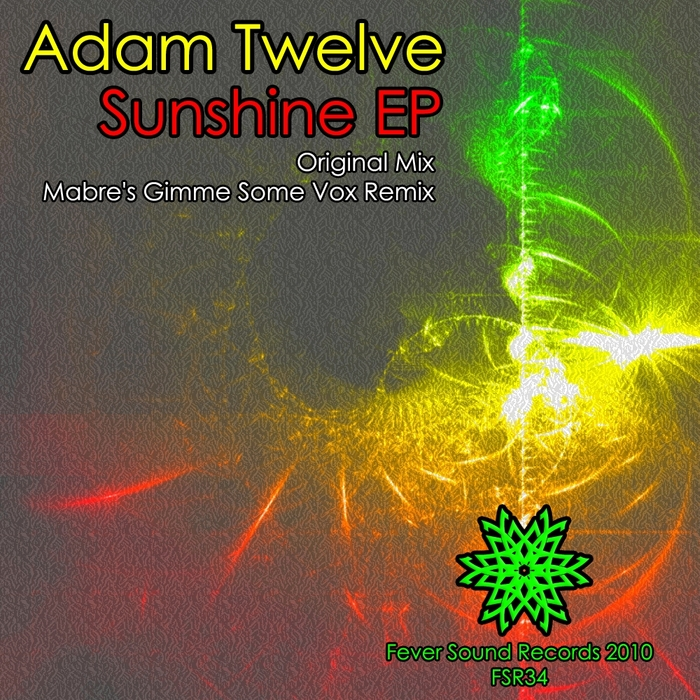 ADAM TWELVE - Sunshine