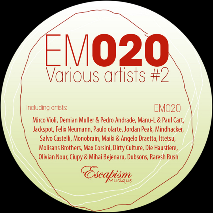 VARIOUS - Various Artists #2