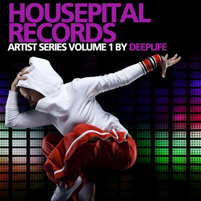 VARIOUS - Housepital Records Artist Series 1 By Deeplife
