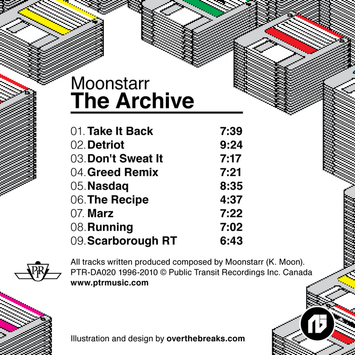 MOONSTARR - The Archive