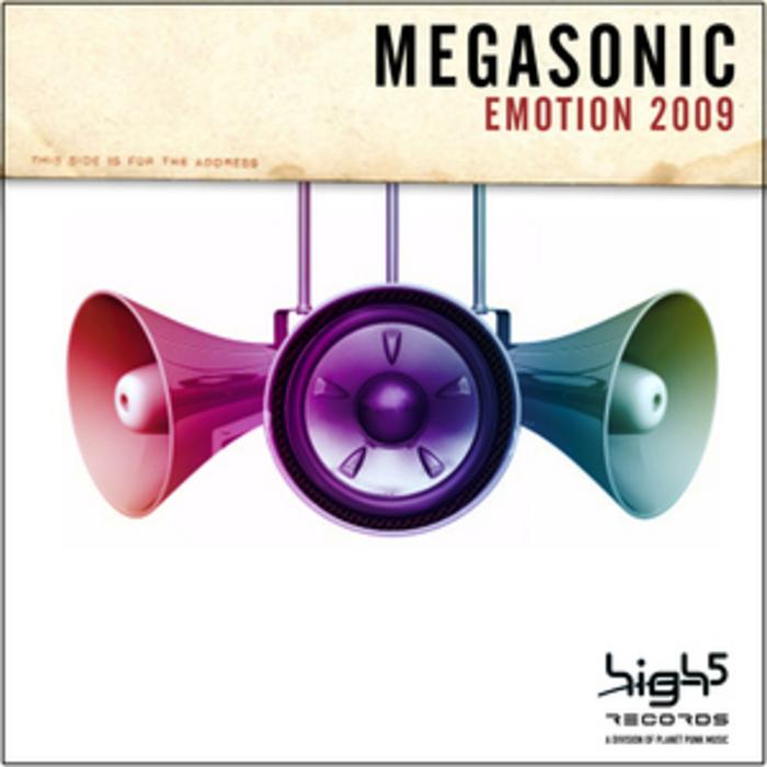 MEGASONIC - Emotion 2009 (remixes)