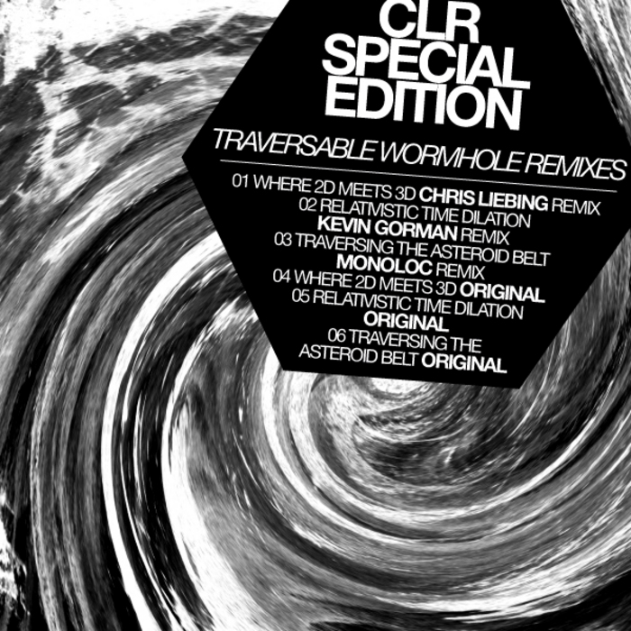 TRAVERSABLE WORMHOLE - Traversable Wormhole (Single Special Edition)