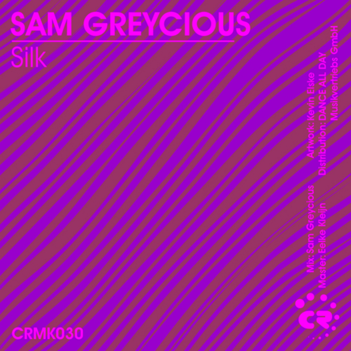 GREYCIOUS, Sam - Silk