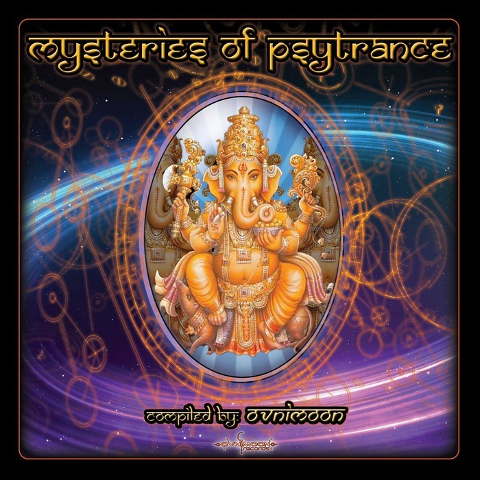 OVNIMOON/VARIOUS - Mysteries Of Psytrance (compiled by Ovnimoon)