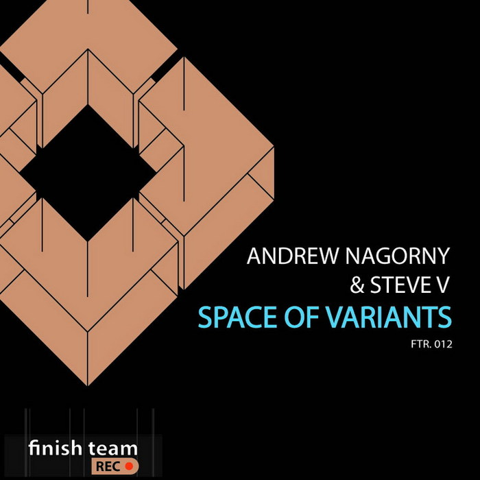 NAGORNY, Andrew/STEVE V - Space Of Variants