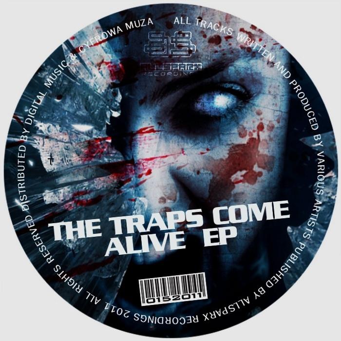 GOLPE/DARIUSH GEE/MENTAL CRUSH/BASSBOTTLE/MATTHEW - The Traps Come Alive EP