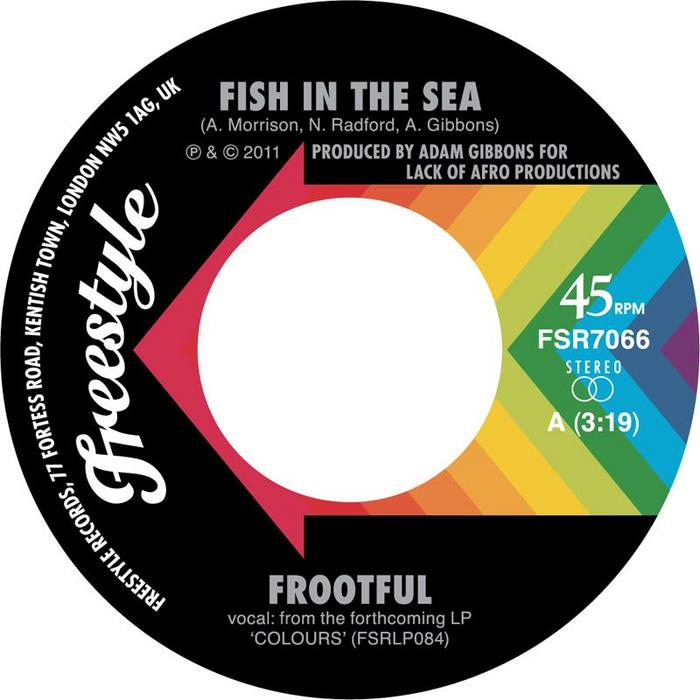 FROOTFUL - Fish In The Sea