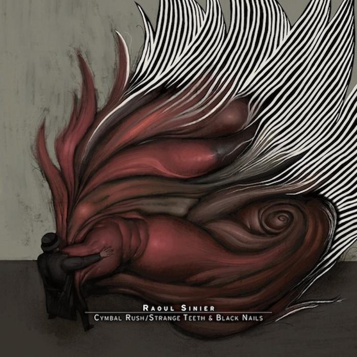 SINIER, Raoul - Cymbal Rush