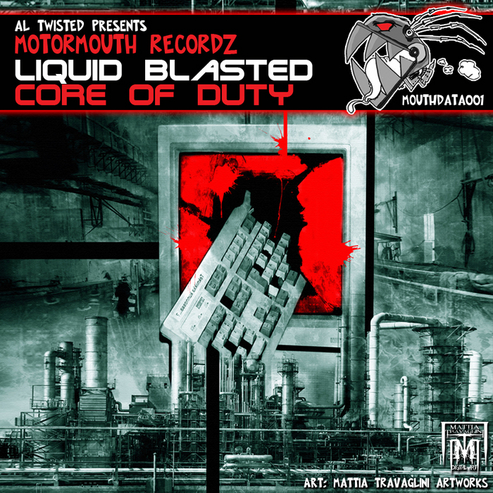 LIQUID BLASTED - Core Of Duty
