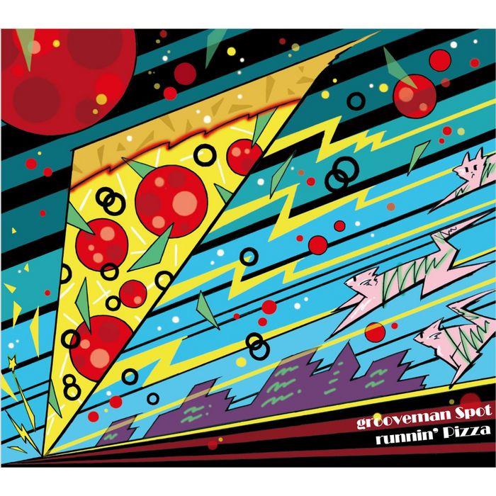 GROOVEMAN SPOT - Runnin' Pizza