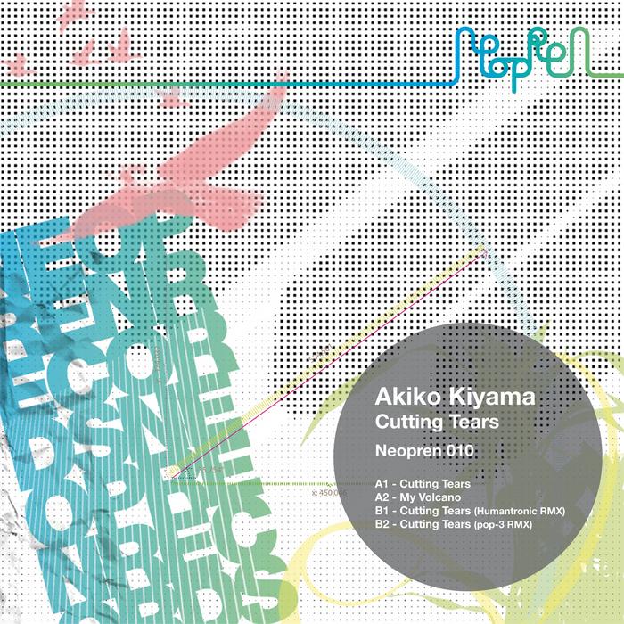 KIYAMA, Akiko - Cutting Tears