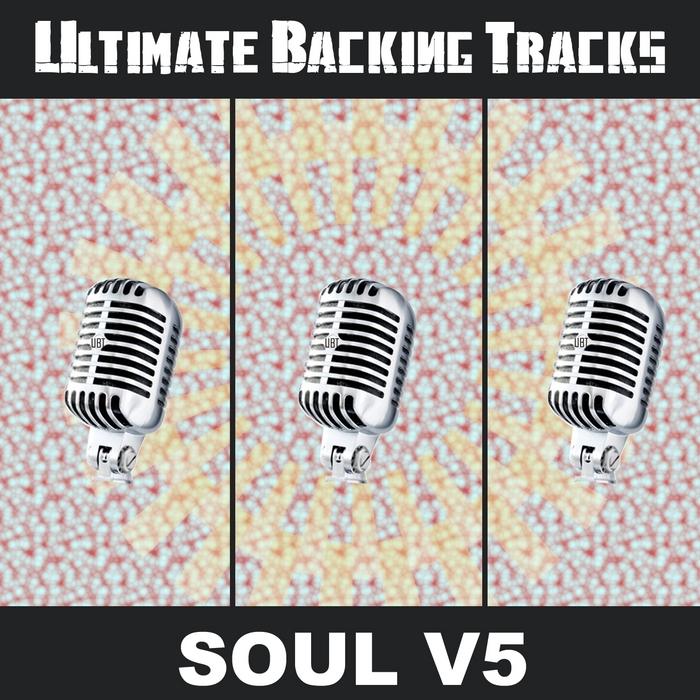 SOUNDMACHINE - Ultimate Backing Tracks: Soul V5