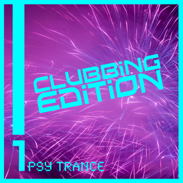 VARIOUS - The Psy Clubbing Edition Volume 1
