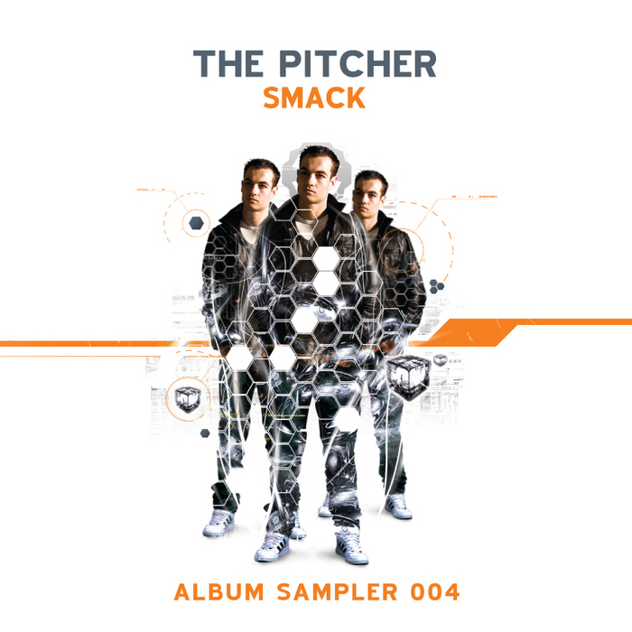 PITCHER, The - Smack (Album Sampler 004)