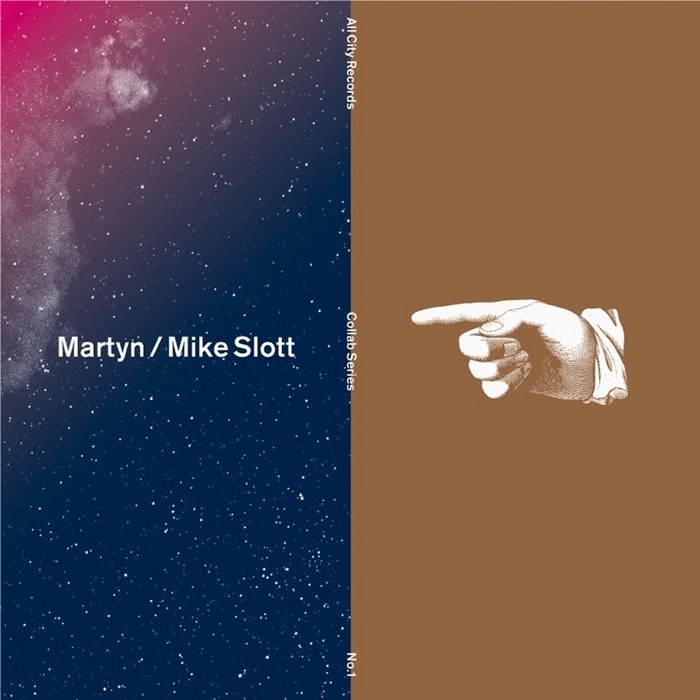 MARTYN/MIKE SLOTT - Collabs # 1