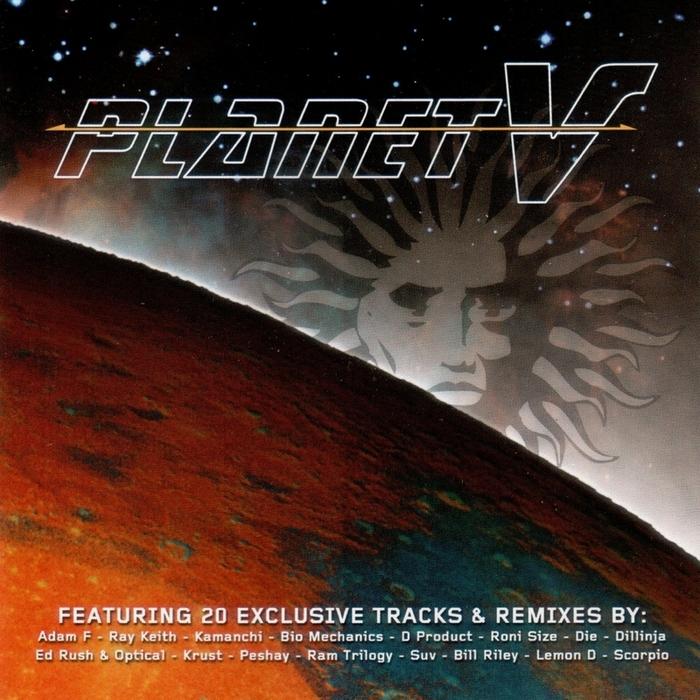 VARIOUS - Planet V