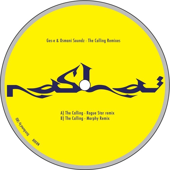 GES-E/OSMANI SOUNDZ - The Calling (Remixes)
