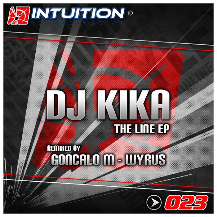 DJ KIKA - The Line EP