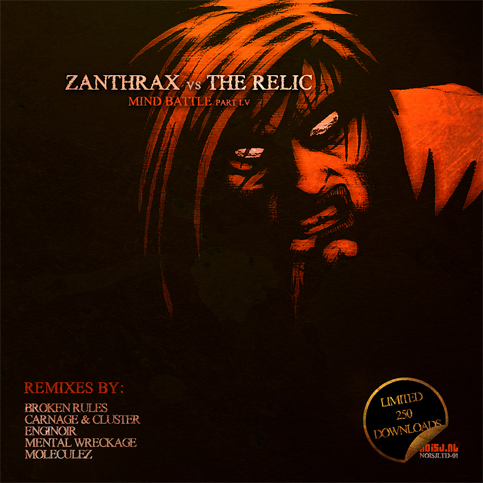 ZANTHRAX vs THE RELIC - Mind Battle Part 1 5