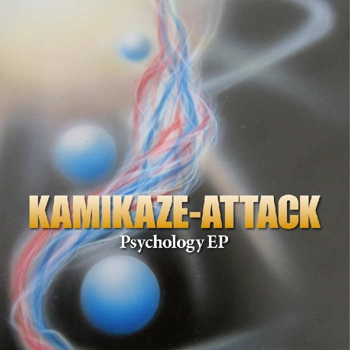 KAMIKAZE ATTACK - Psychology EP
