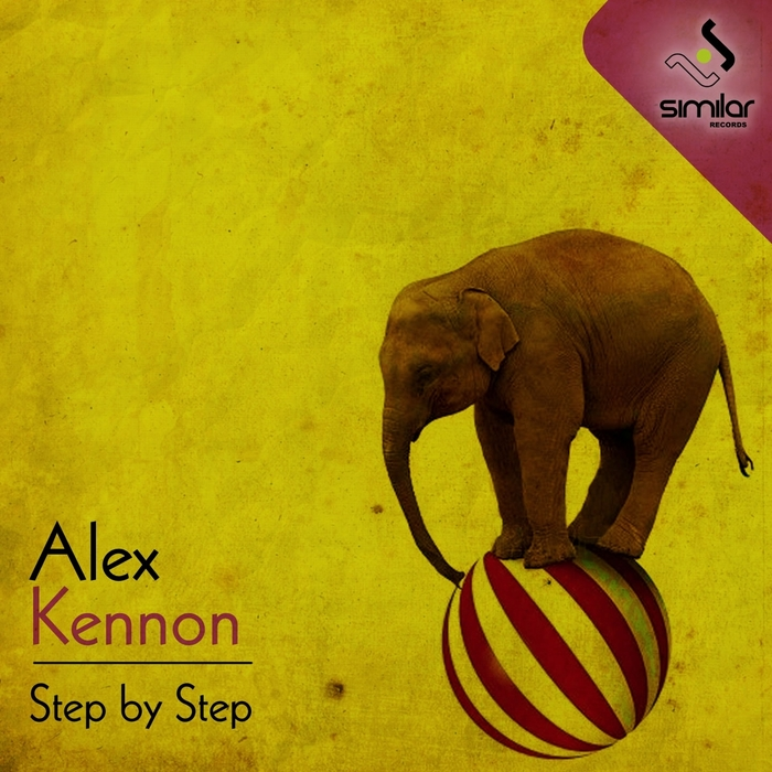 KENNON, Alex - Step By Step EP