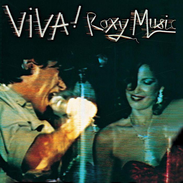 ROXY MUSIC - Viva! Roxy Music
