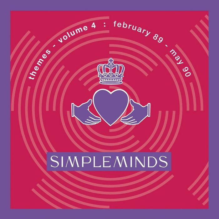 SIMPLE MINDS - Themes Volume 4