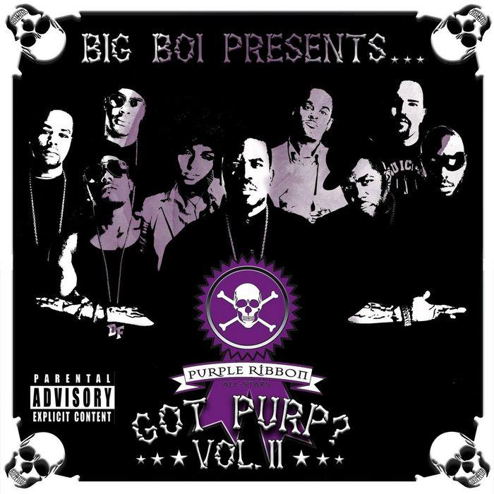 VARIOUS/BIG BOI - Big Boi Presents... Got Purp? Vol 2 (Explicit)
