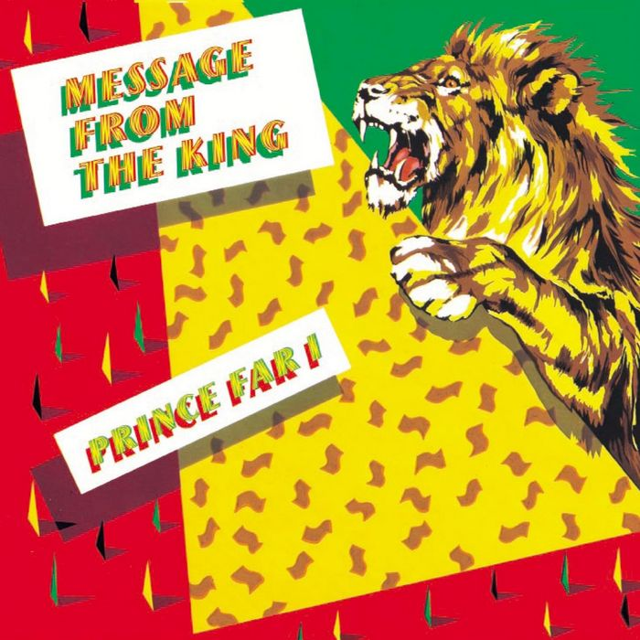 PRINCE FAR I - Message From The King
