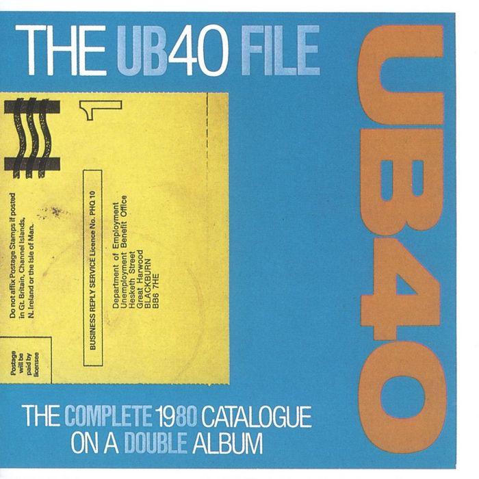 UB40 - The UB40 File