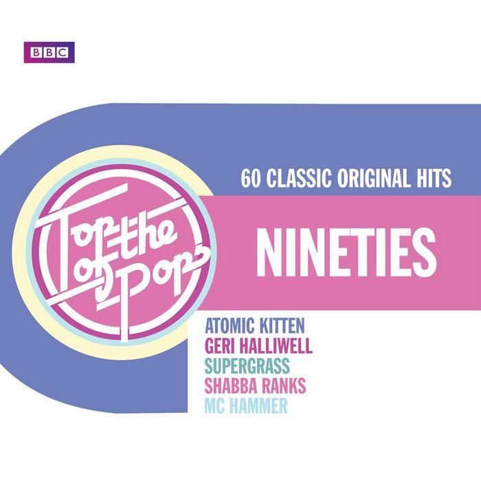 VARIOUS - Top Of The Pops: Nineties