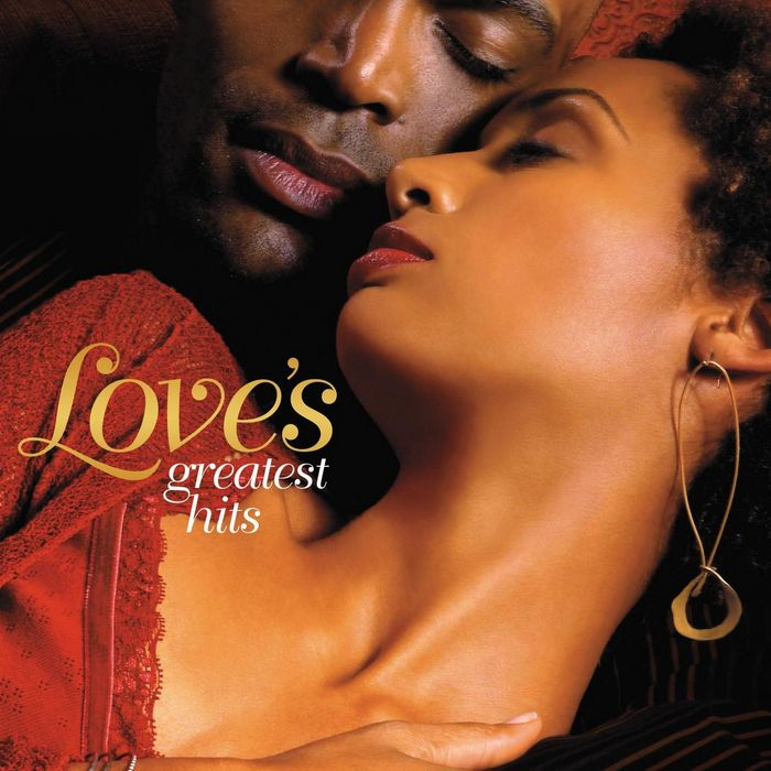 VARIOUS - Love's Greatest Hits