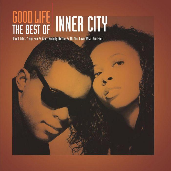 INNER CITY - Good Life - The Best Of Inner City
